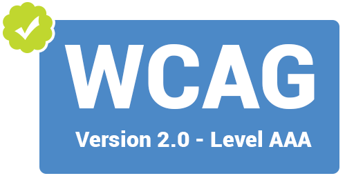 WCAG 2.0 Compatible Website